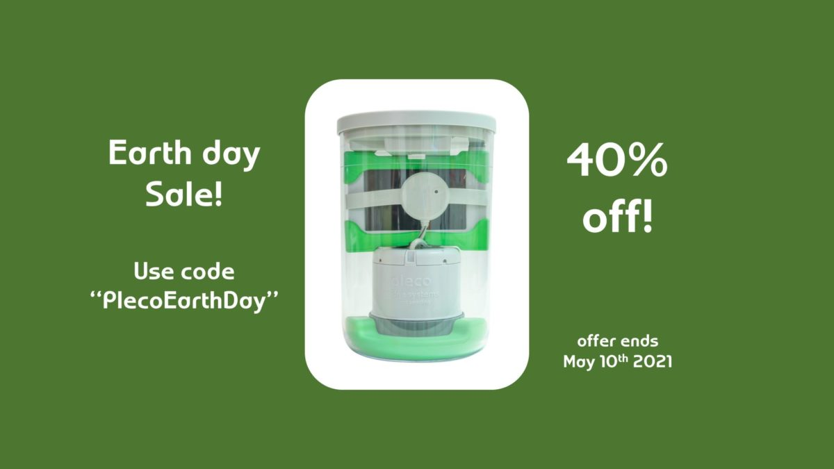 Earth Day Sale 2021!